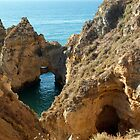 Algarve Rocks by Kasia-D