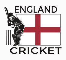 England Cricket One Piece - Long Sleeve