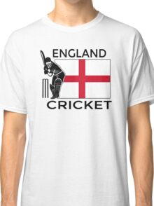 England Cricket Classic T-Shirt