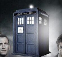 Doctor Who, The Oncoming Storm Sticker