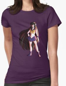 Commission Shirt (part 2) Womens Fitted T-Shirt