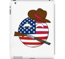 USA Ball iPad Case/Skin