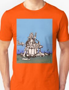 Cat Lady 2 Unisex T-Shirt