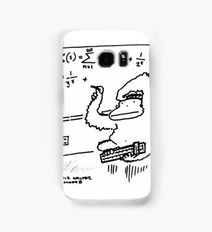 Slide Rule Ape Solves Equation Samsung Galaxy Case/Skin