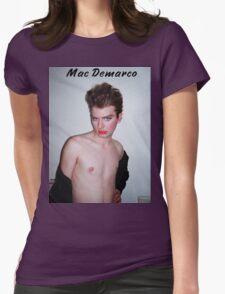 Mac Demarco #2 Womens Fitted T-Shirt