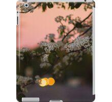 Spring Nights iPad Case/Skin