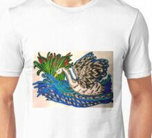 BLACK AND WHITE SWAN Unisex T-Shirt