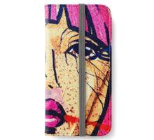 Berlin Pink Girl iPhone Wallet/Case/Skin