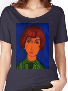 the devil wears k-mart Women's Relaxed Fit T-Shirt