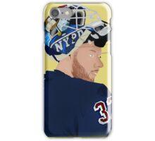 Antti Raanta New York Rangers iPhone Case/Skin