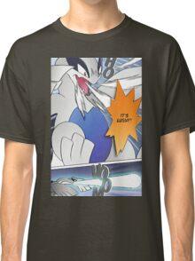 It's Lugia!! Manga Edit Classic T-Shirt