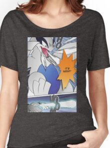 It's Lugia!! Manga Edit Women's Relaxed Fit T-Shirt