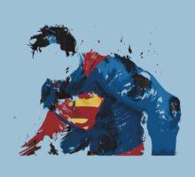 Superman Minimalist by DonParker