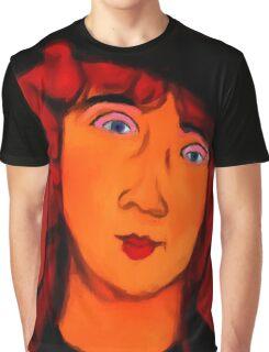 portrait of lolottle Graphic T-Shirt