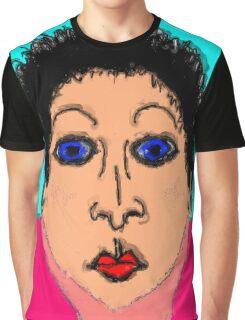 Liz Loves Life Graphic T-Shirt