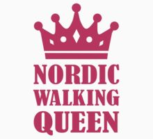 Nordic Walking queen by Designzz