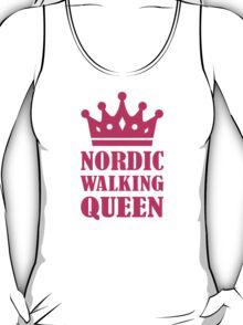 Nordic Walking queen T-Shirt