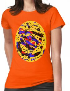 new year's Womens Fitted T-Shirt