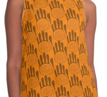 Native American Hand 1 Contrast Tank