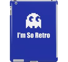 I'm So Retro - Computer Gamer T-Shirt iPad Case/Skin