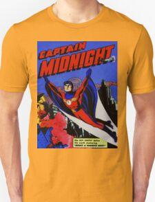 captain midnight in flight Unisex T-Shirt