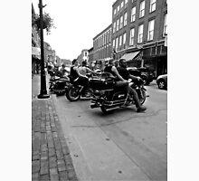 Bikers on Main Street Unisex T-Shirt
