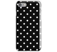 Polka Dots Texture 2 iPhone Case/Skin