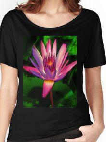 astounding native hawaiian flower Women's Relaxed Fit T-Shirt