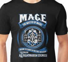 Warcraft - Mage The Master Of Magic Unisex T-Shirt