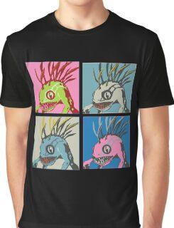 Warcraft - Murloc Special Set Graphic T-Shirt