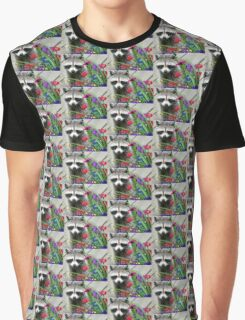 Sweets With Flowers Graphic T-Shirt