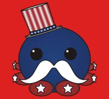 Uncle Sam Octostache One Piece - Short Sleeve