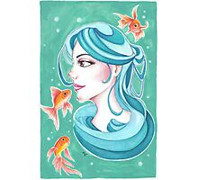 Water Maiden  Photographic Print