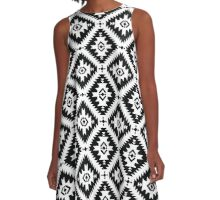 NavNa BW A-Line Dress