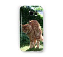 My beloved Cat Samsung Galaxy Case/Skin