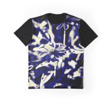 Blue Heat Graphic T-Shirt