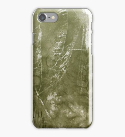 tangle of nature iPhone Case/Skin