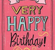 Birthday Card by glomper