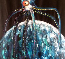 Deep Ocean, Deep Space by ninabutton