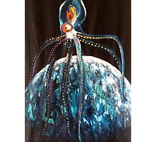 Deep Ocean, Deep Space Photographic Print