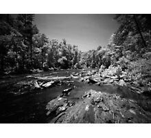 In the Rapids Photographic Print