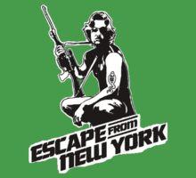 Snake Plissken (Escape from New York) One Piece - Short Sleeve