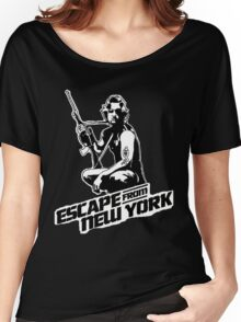Snake Plissken (Escape from New York) Women's Relaxed Fit T-Shirt
