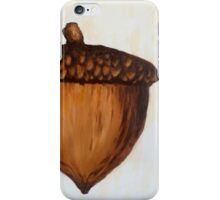Acorn iPhone Case/Skin