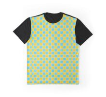 Checkered Pastels Graphic T-Shirt