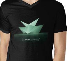 Lemaitre - Relativity 1 Mens V-Neck T-Shirt
