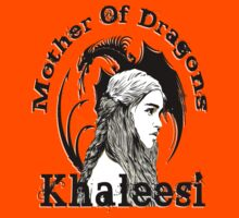 Khaleesi-Mother Of Dragons by IvaIvanovaART