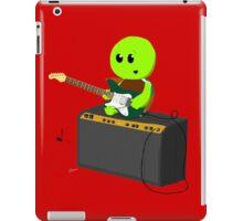 Guitar Turtle iPad Case/Skin