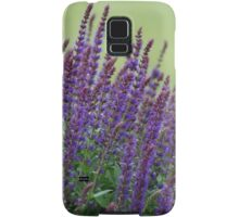 Lavender and greenery Samsung Galaxy Case/Skin