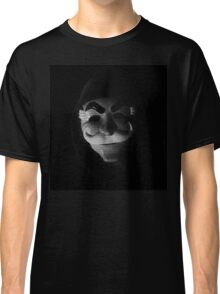 Mr Robot - mask glitch Classic T-Shirt